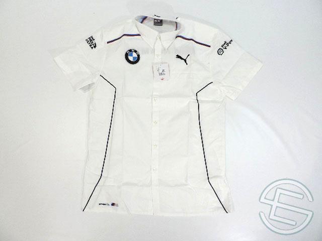 【送料無料】 BMW MTEK モータースポーツ 支給品 ピットシャツ メンズ M new 新品 (海外直輸入 F1 非売品 グッズ)