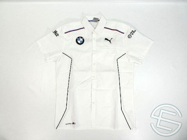 【送料無料】 BMW MTEK モータースポーツ 支給品 ピットシャツ メンズ M 4/5 (海外直輸入 F1 非売品 グッズ)