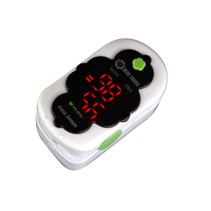 【送料無料】【2年保証】【JIS規格に適合】ブルークロス パルスオキシメーターパルス エマジン PE-2 血中酸素 酸素飽和濃度測定 心拍計 脈拍 サチュレーション SpO2