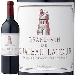 ワイン 赤ワイン 2004年 シャトー・ラトゥール / ポイヤック フランス ボルドー / 750ml
