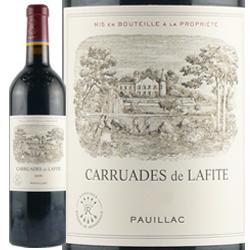 ワイン 赤ワイン 2011年 カリュアド・ド・ラフィット / ポイヤック フランス ボルドー / 750ml