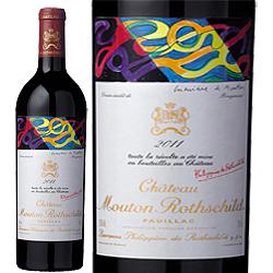 ワイン 赤ワイン 2011年 シャトー・ムートン・ロスチャイルド / ポイヤック フランス ボルドー / 750ml