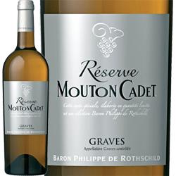 [2009] Mouton-Cadet and reserve graves-Blanc / France Bordeaux MEDOC / 750 ml / white