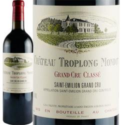 ワイン 赤ワイン 2006年 シャトー・トロロン・モンド/ サン・テミリオン フランス ボルドー / 750ml