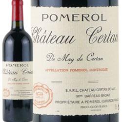 ワイン 赤ワイン 2007年 シャトー・セルタン・ド・メイ / ポムロル フランス ボルドー / 750ml