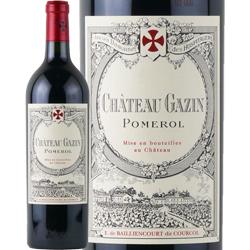 ワイン 赤ワイン 2007年 シャトー・ガザン / ポムロル フランス ボルドー / 750ml