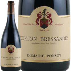 ワイン 赤ワイン 2011年 コルトン・ブレッサンド・グラン・クリュ / ポンソ フランス ブルゴーニュ / 750ml
