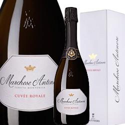 軽やかで可憐な アンティノリの宝石 ワイン スパークリング 白 発泡 マルケーゼ アンティノリ フランチャコルタ ボックス付 モンテニーザ ロンバルディア 価格交渉OK送料無料 ロワイヤル イタリア 750ml キュヴェ 即出荷
