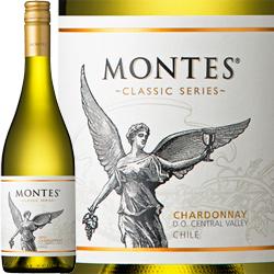 Kết quả hình ảnh cho montes classic series chardonnay 2014