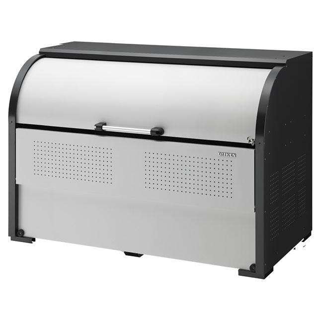 ダイケン ゴミ収集庫 クリーンストッカー CKR-2型 CKR-1609-2 幅1650mm×奥行き900mm×高さ1160mm ※お客様組立品