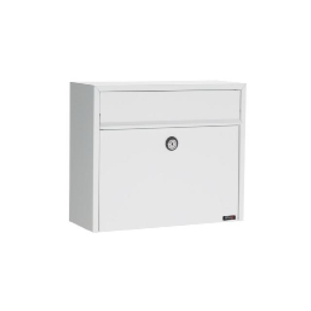 北欧デンマークのデザインポスト Allux PUBRIC ALLUX-LT150 ホワイト F47275