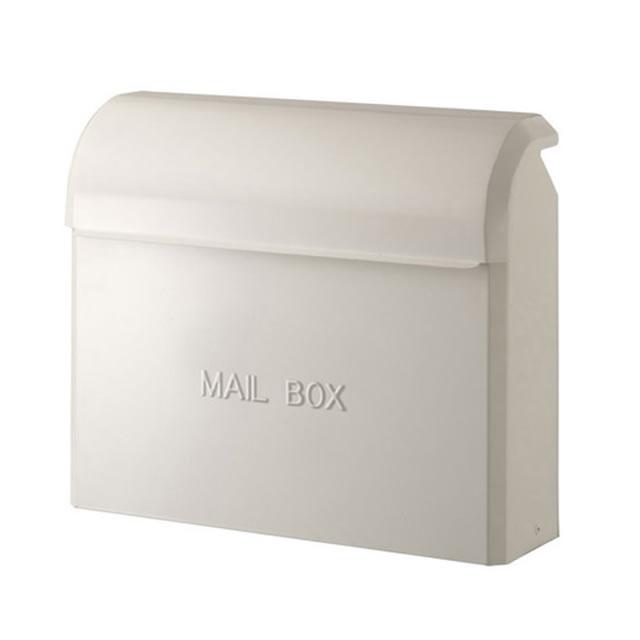 オンリーワン 郵便ポスト LIKE ライク GM1-E20-105 ピュアホワイト色