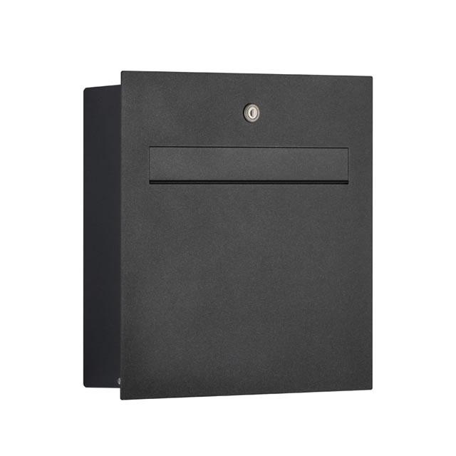 オンリーワン 郵便ポスト HEIBI POST ハイビポスト モダンポストT MA1-64489039 メタリックグレー色