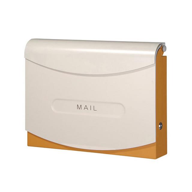 オンリーワン 郵便ポスト Fiori フィオーリ NA1-PF02OR オレンジ色