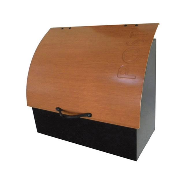 オンリーワン 郵便ポスト Nature ナチュレ NL1-P42 鍵付き 左ロック