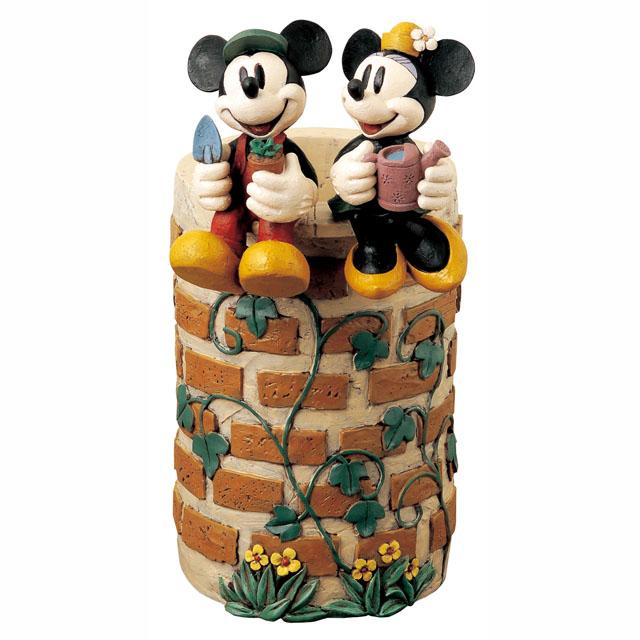 セトクラフト Disney 傘立て(ミッキー&ミニー) SD-0331-1500