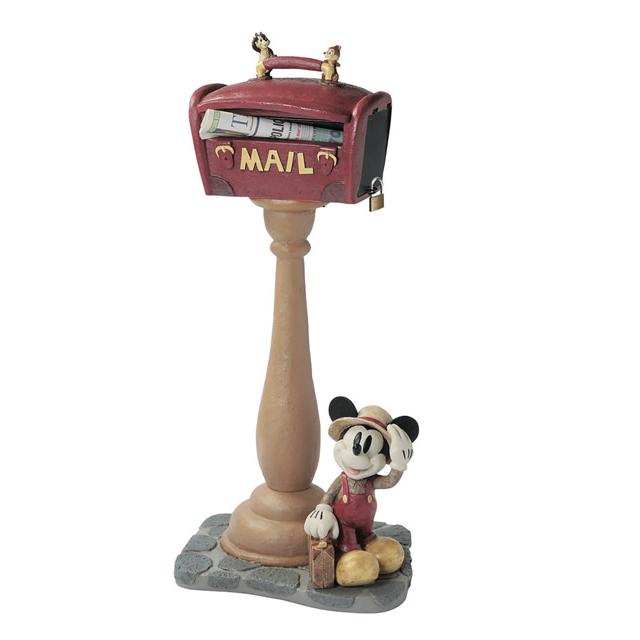 セトクラフト Disney スタンドポスト(ミッキー)トラベラー SD-6131-5500