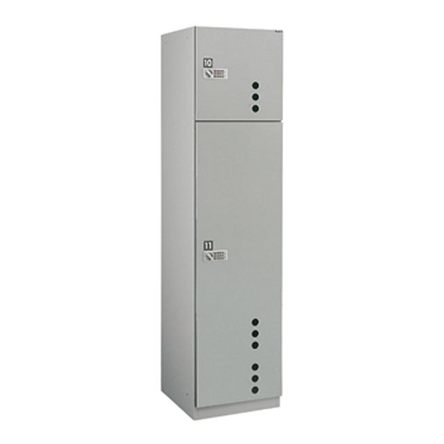 ダイケン 宅配ボックスBB3型 プッシュボタン錠タイプ(可変式) スチール扉 TBX-BB3L Lユニット