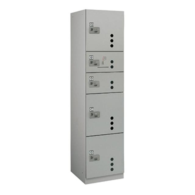 ダイケン 宅配ボックスCC3型 ダイヤル錠タイプ(可変式) スチール扉 TBX-CC3N Nユニット(捺印付)