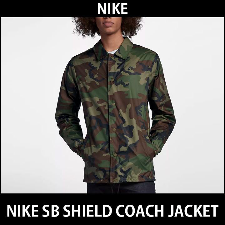 ナイキ スケートボード シールド コーチ ジャケット NIKE SB SHIELD COACH JACKET