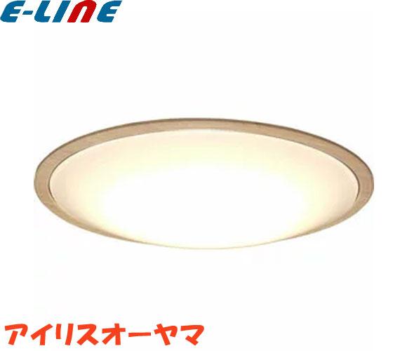 アイリス CL12DL-5.1WF-U LEDシーリングライト~12畳 調光・調色 メタルサーキットシリーズ ナチュラルウッドフレーム ナチュラル 薄型93mm 天井まで明るく照らす[EV Lighting System] 明るさは200lmアップ 消費電力は2Wダウン「setsuden_led」「送料区分C」
