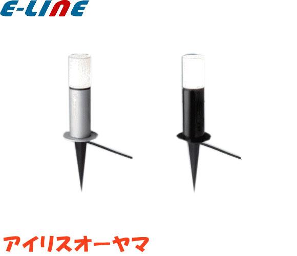 アイリスオーヤマ TEES-E17S TEES-E17B LEDガーデンライト 電球色 440lm LED電球タイプ スタンダード スパイクタイプ「TEESE17S」「TEESE17B」「setsuden_led」「送料区分B」