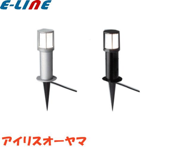 アイリスオーヤマ TEES-E17GS TEES-E17GB LEDガーデンライト 電球色 440lm LED電球タイプ ガード付き スパイクタイプ「TEESE17GS」「TEESE17GB」「setsuden_led」「送料区分B」