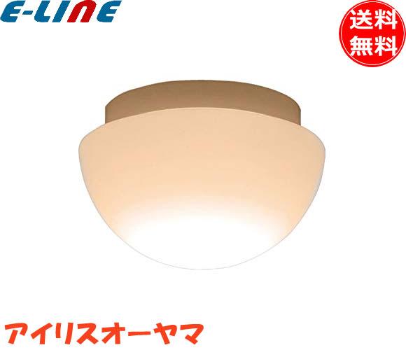 アイリスオーヤマ YLMA-E17W LED浴室灯 LED電球タイプ(E17口金)400lm 電球色 サイズφ220×146mm「YLMAE17W」「setsuden_led」「smtb-F」「送料無料」