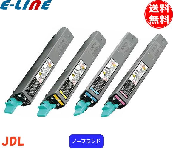 JDL トナーカートリッジ LP3016 4色セット(汎用)「E&Qマーク認定品」「送料無料」「smtb-F」