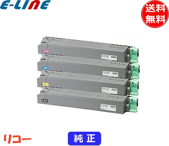 リコー IPSIO SP トナーカートリッジ C740H 4色セット(純正)TCC740H「送料無料」「smtb-F」