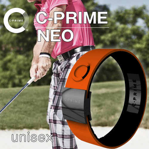 【海外販売用ページ】 C-PRIME NEO ★ Free shipping ★ 2258 [ orange / black / black ] Power band Wristband , Baseball Marathon Football Golf , made of Silicon , Tokyo Olympic 2020 [ C-PRIME Authorized dealer ]