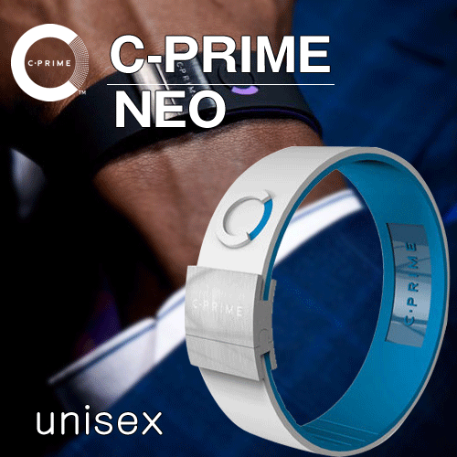【海外販売用ページ】 C-PRIME NEO ★ Free shipping ★ 3112 [ white / iceblue / stainless ] Power band Wristband , Baseball Marathon Football Golf , made of Silicon , Tokyo Olympic 2020 [ C-PRIME Authorized dealer ]