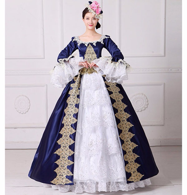 f5cb96aabf1d4 宮廷服ドレス 王族服 ジュリエット 中世貴婦人風ドレス  サイズ有XS S M ...