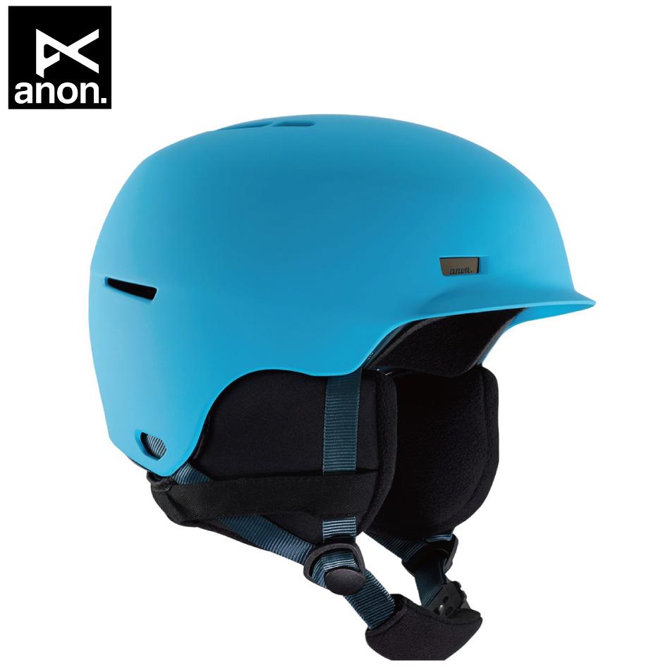 20 ANON Helmet Flash Blue (K・Y) アノン フラッシュ ベースボードキャップ型 19-20 20Snow 正規品
