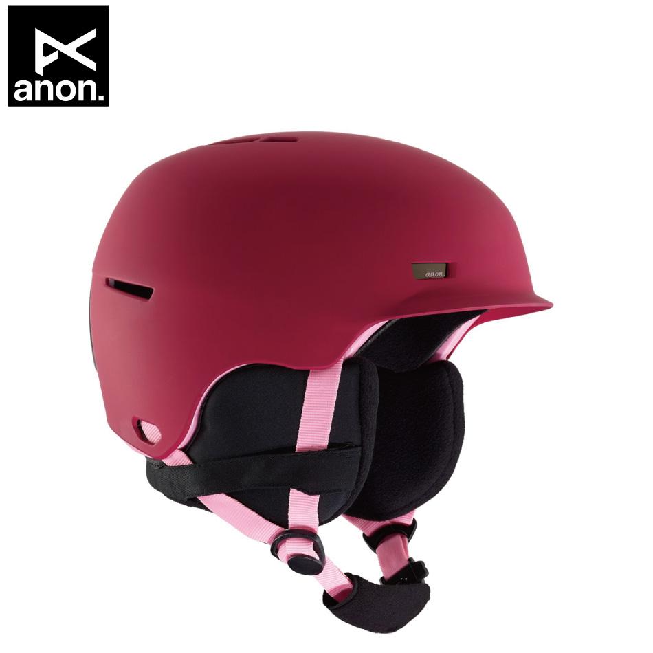 20 ANON Helmet Flash Berry (K・Y) アノン フラッシュ ベースボードキャップ型 19-20 20Snow 正規品