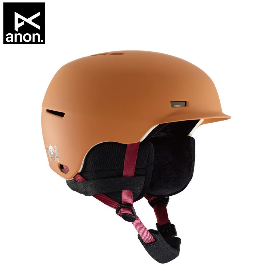 20 ANON Helmet Highwine DoaOrange アノン ハイワイン ベースボードキャップ型 19-20 20Snow 正規品