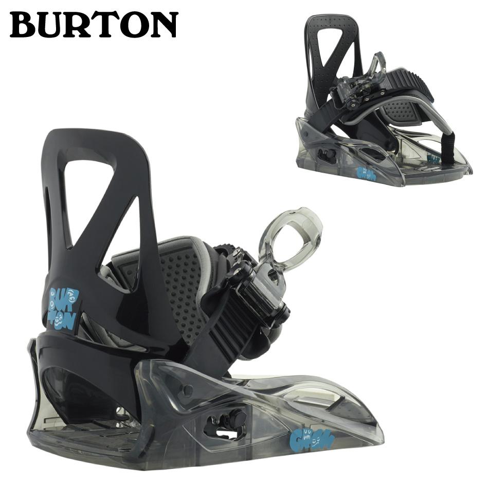 即納OK 20 BURTON GROM Binding (K・Y) Black バートン グロームバインディング 4点留め 20Snow 19-20 正規品