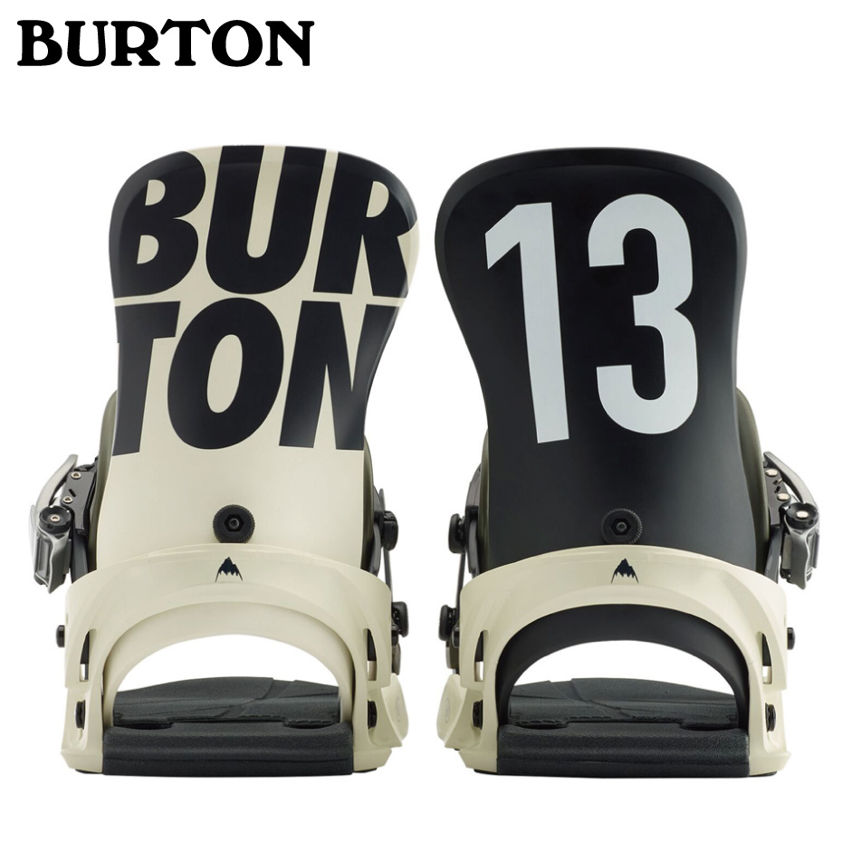 20 BURTON MISSON Re:Flex OffWhite/Black バートン ミッション リフレックス 2点留め 4点留め プロテクトシート付 20Snow 19-20 正規品
