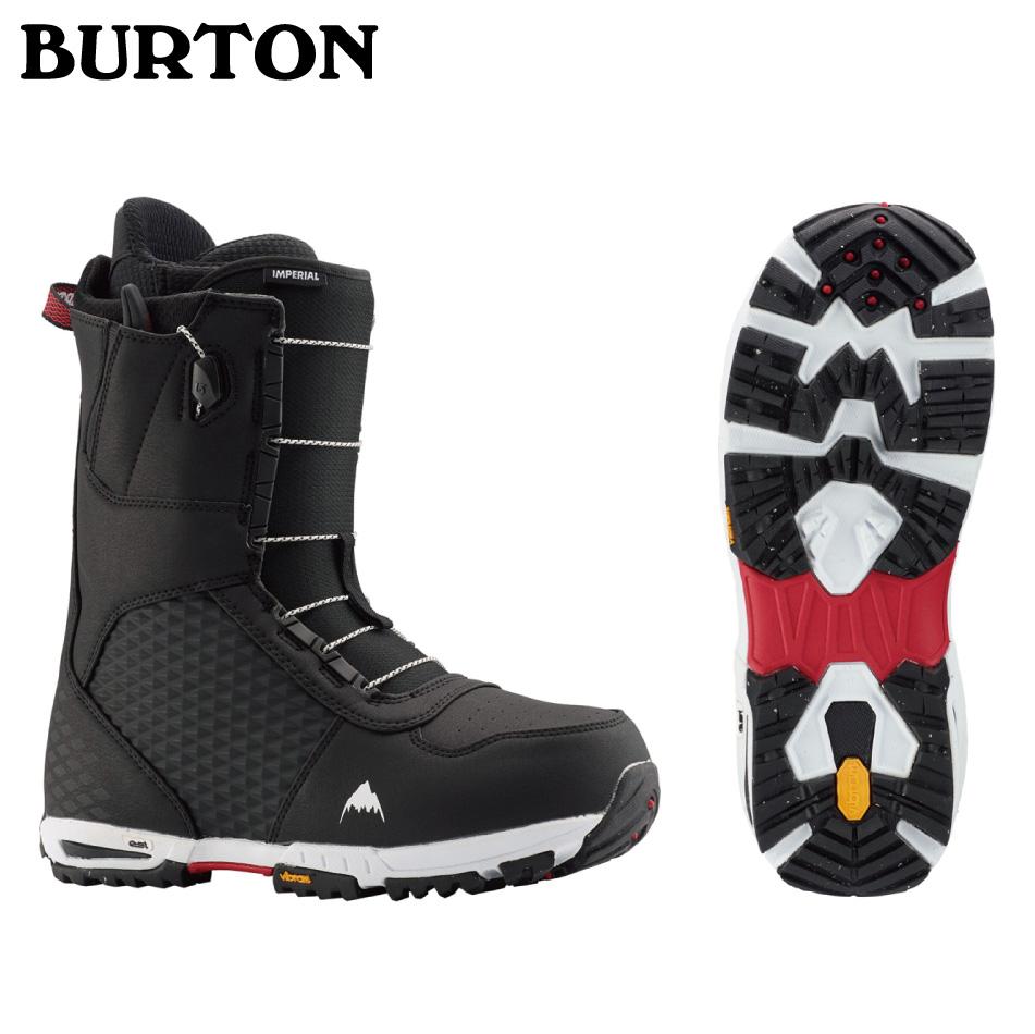 特典付 20 BURTON IMPERIAL LTD Boots WideFit Black ブーツ バートン インペリアル ブーツ ワイドフィット メッシュバック付 予約商品 正規品