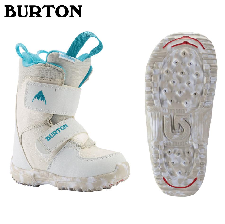 今だけ超特価! 19-20 BURTON MINIGROM Boots バートン ミニグロームブーツ 13.5 14.5 15.5 16.5 17.5 18.5 19.5 オールマウンテン スノーボード スノボー スノボ 正規品 sale ジュニア キッズ