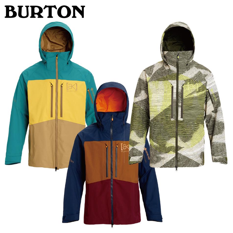 20 BURTON AK SWASH Jacket バートン エーケー ゴアテックス スワッシュ ジャケット 20Snow 19-20 GORE-TEX