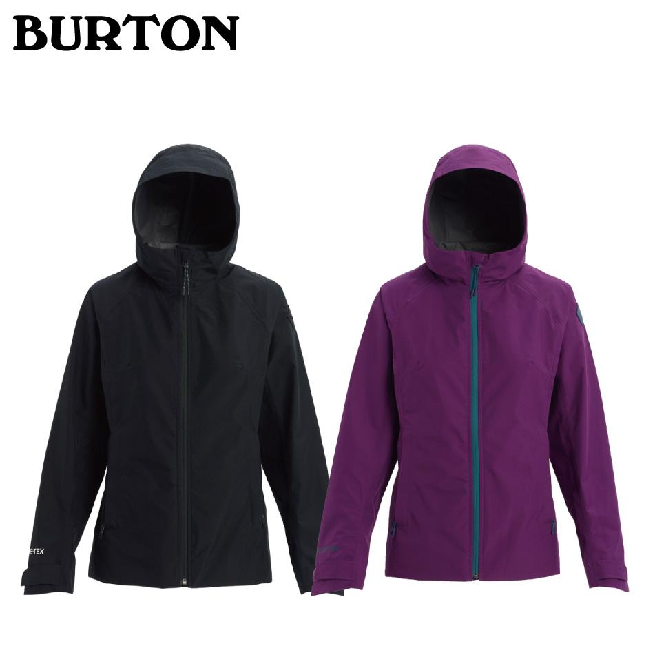 即納OK 20 BURTON GORE-TEX PACKRITE Jacket (W) バートン ゴアテックス パックライト ジャケット 20Snow 19-20 レディース 正規品