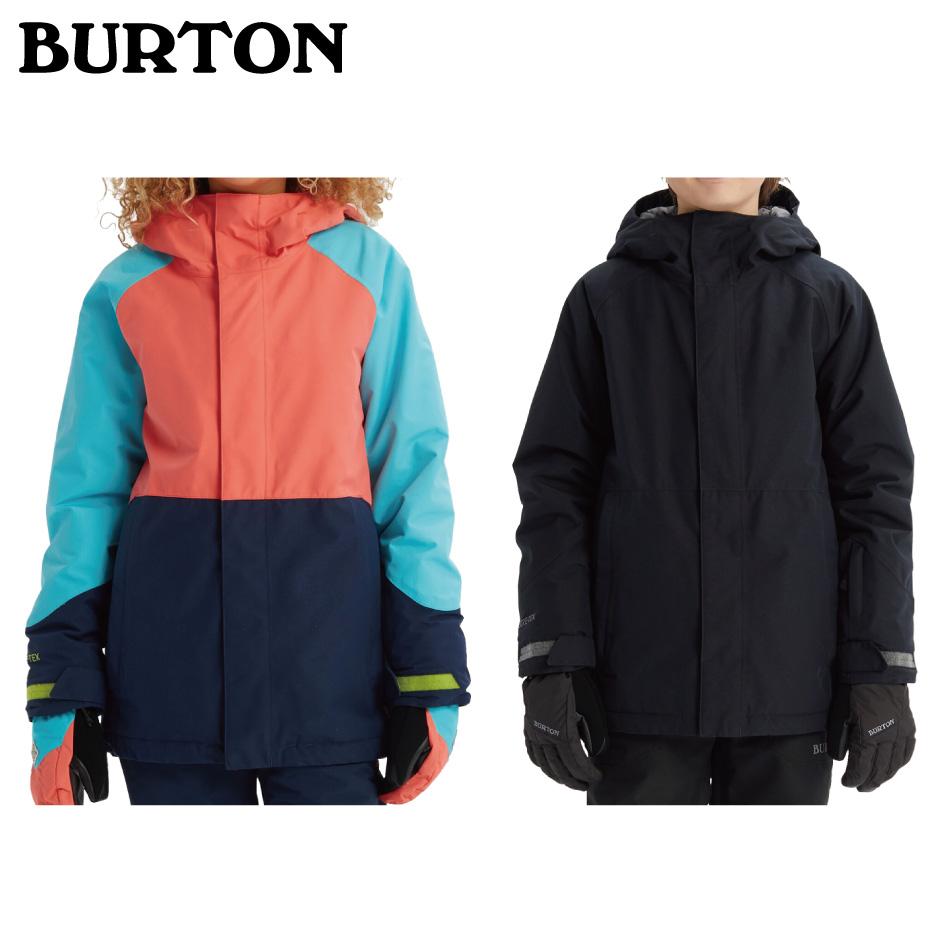 正規品 20 BURTON Boys GORE-TEX STARK Jacket バートン キッズ スターク ジャケット 20Snow 19-20 キッズ ユース ゴアテック