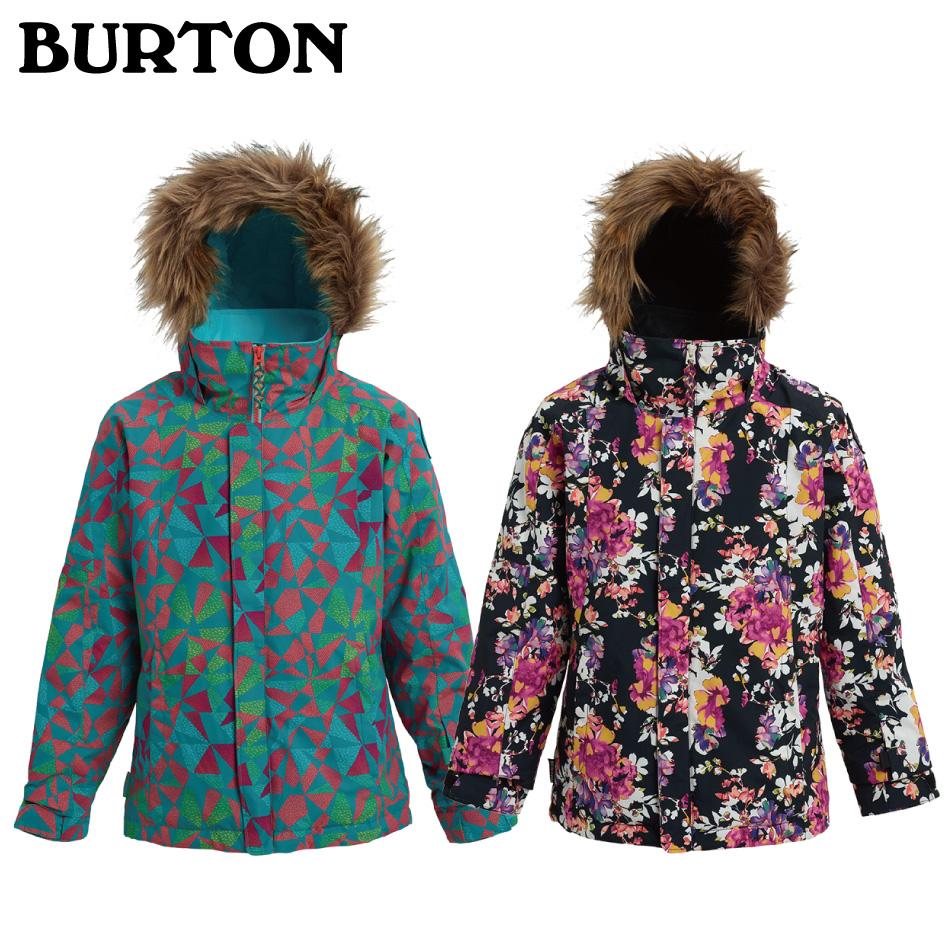 即納OK 20 BURTON Girls BENNETT Jacket バートン キッズ ベネット ジャケット 20Snow 19-20 キッズ ユース 正規品