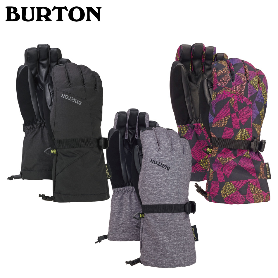 20 BURTON GORE-TEX Glove (K) バートン ゴアテックス グローブ 20Snow 19-20 予約商品 正規品