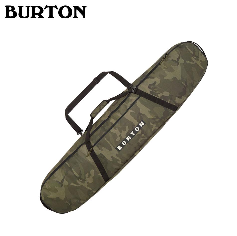 20 BURTON BOARD SACK BoardBag 156 WornCamoPrint バートン ボードサック ボードバック ケース 正規品