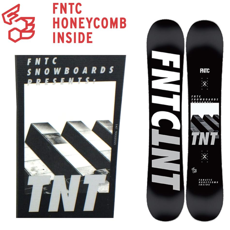 選べる特典付 20 FNTC TNT Black/White 全6サイズ エフエヌティーシー ダブルキャンバー グラトリ 20Snow スノーボード 正規品