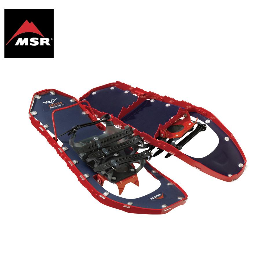 MSR Lightning Ascent ラズベリー 女性用 22inc&25inc エムエスアール ライトニングアッセント スノーシュー