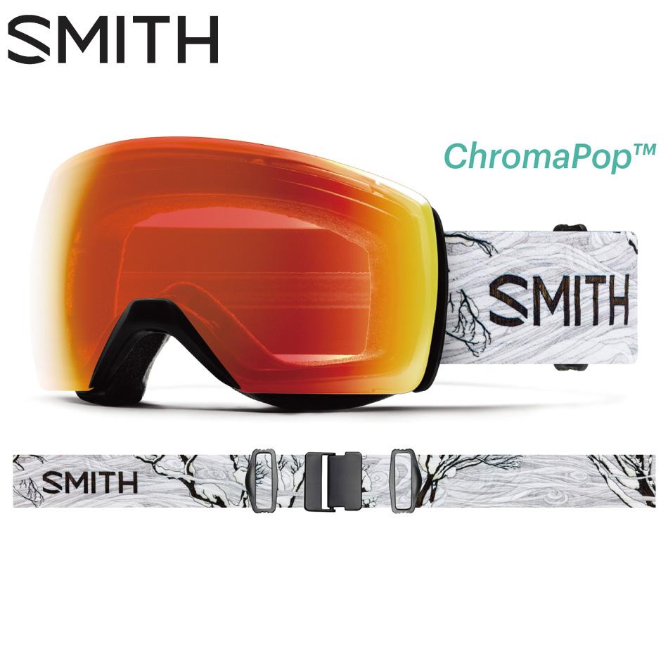 20 SMITH Goggle Skyline XL AdamHaynes CP.Photochromic RedMirror 調光 スミス スカイライン 19-20 20Snow 正規品