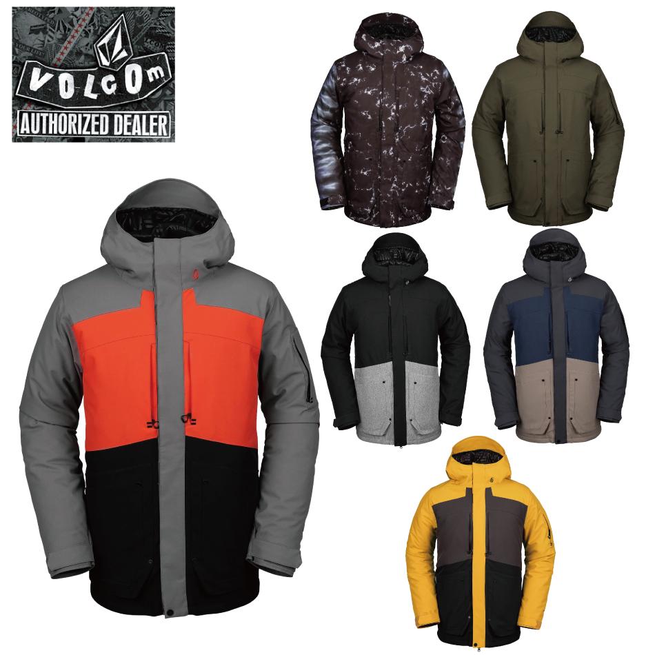 20 VOLCOM SCORTCH Jacket ボルコム スコッチ ジャケット 20Snow 19-20 予約商品 正規品